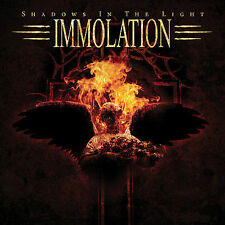 IMMOLATION Shadows in the Light CD