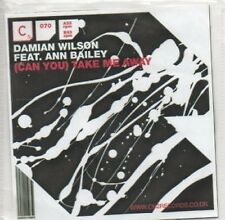 (AE913) Damian Wilson, (Can You) Take Me Away - DJ CD
