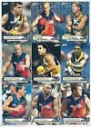 2001 Elite Sports Properties Heroes WEST COAST 9 Card Team Set !!