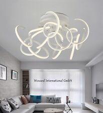 LED Deckenlampen Decken leuchte WOW-R56 97W dimmbar mit Fernbedienung