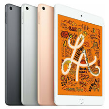 Apple iPad Mini 5 64GB 256GB Wi-Fi-oro, plata o gris espacio,