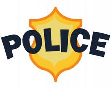 Polizei Aufkleber Sticker Autoaufkleber Scheibenaufkleber