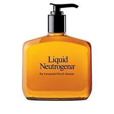 Liquid Neutrogena Fragrance-Free Gentle Facial Cleanser with Glycerin, Hypoaller