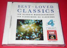 BEST LOVED CLASSICS 4 * Classical * Music CD Album *