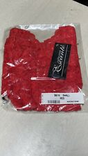"""Escante """"Red"""" All Lace Boy Short Cami Set Size Small"""