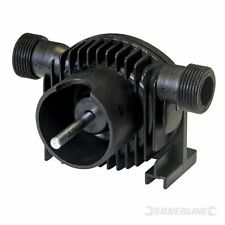 Drill Powered Water Pump | Silverline 868760 | 3/4 Inch BSP Connections