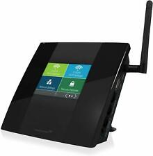 Amped Wireless High Power Touch Screen AC750 Dual Band Wi-Fi Router TAP-R2