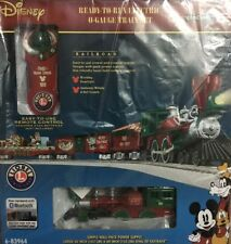 Lionel Disney XMAS LionChief RC Train Set O Gauge 6-83964, NEW SHIP FROM STORE