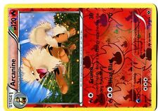 POKEMON BW4 NEXT DESTINIES REV HOLO N° 13/99 ARCANINE ARCANIN 120 HP