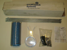 NEW In Box Storopack Systems Flowable Dunnage Dispenser w/Mounting Accessories