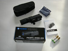 Pulsar L-808S Laser IR Flashlight for  night vision sight with weaver mount  NEW