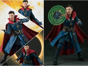 S.H.Figuarts DR. Doctor Strange SHF Avengers 3 Infinity War Action Figure Gifts