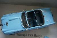 1:18 Revell Triumph TR4 Froque Eay Rally Light blue
