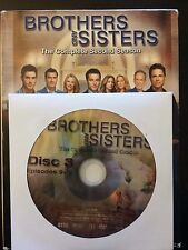 Brothers and Sisters - Season 2, Disc 3 REPLACEMENT DISC (not full season)