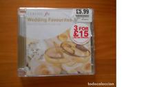 CD WEDDING FAVOURITES - CLARKE, HANDEL, MENDELSSOHN, WAGNER, BACH, PACHELBEL (9C