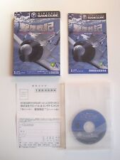 Nintendo Gamecube Jeu Zéro Fighter Reg Japan