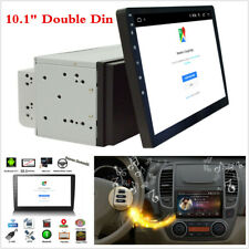 "Android 8.1 10.1"" Double Din 2DIN Car Stereo Radio GPS 1G+16G Adjustable Screen"
