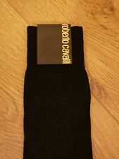 Over the calf ROBERTO CAVALLI dress Socks - size 11 BNWT