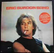 Eric Burdon- Comeback- Soundtrack- Squire Records-1982 French Only Pressing-Nice
