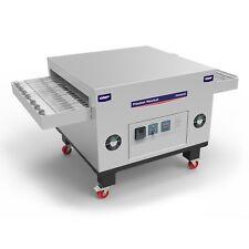 """PR3848 Commercial 38"""" Pocket Rocket Conveyor Gas Pizza Oven DMP Enterprises"""