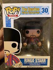 Funko Pop Rock Ringo Starr #30 The Beatles Vinyl Figure Yellow Submarine