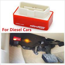 For Diesel Car SUV OBD2 Plug & Drive OBD2 Fuel Saver Performance Chip Tuning Box
