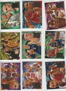 90's INSERTS LOT (8/10) 1994-95 FLEER FLAIR WAVE OF THE FUTURE KIDD HILL ROOKIE