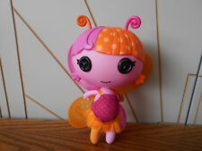 BUTTERFLY pink/orange wings character doll LALALOOPSY La La Loopsy MGA 2012