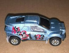 2008 Matchbox Quick Sander Mb767 Mickey Mouse Edition