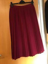 Wool Petites Pleated, Kilt Skirts for Women