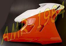 CARENA ANTERIORE DX APRILIA AF1 125 SINTESI 1989 COLORE BIANCO ROSSO  AP8131057