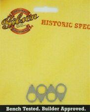 GenuineGibson Historic Knob Pointer Set - Nickel - Les Paul, SG, ES-335