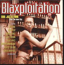 Blaxploitation 2-disc CD Isaac Hayes Shaft Theme The Ghetto Sergio Mendes