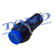 Pulsante da pannello blu 1 contatto normalmente aperto PS11-BBU