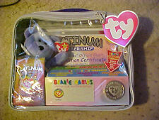 Beanie Babie Official Club Platinum Membership Kit 1999 Collector Cards unopened