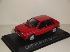 LANCIA DELTA HF 4WD 1987   (1/43 IXO-ALTAYA)