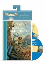 Classic Starts Audio: 20,000 Leagues Under the Sea (Classic Starts Ser-ExLibrary