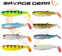"New Savage Gear Cannibal Shad 10cm 4"" 1-4pcs per pack Soft Plastic Bait Fishing"