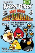 Angry Birds Joke Book Eggs-Travaganza!