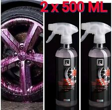 Iron Fallout Remover Safe Alloy Wheel Cleaner PH 7 Neutral 1 ltr by Red Diamond