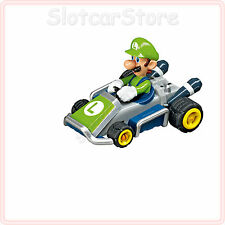 "Carrera GO 61267 Mario Kart 7 ""Luigi"" 1:43 Slotcar Auto"