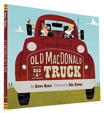 Old MacDonald Had a Truck, Steve Goetz, New Book