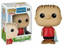 Funko 3826 Pop Animation Peanuts Linus Van Pelt Vinyl Figure