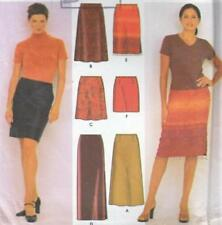 Simplicity Skirt Sewing Patterns new