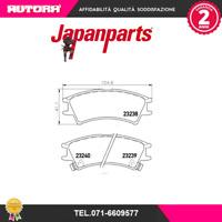 PA583AF Kit pastiglie freno a disco ant.Hyundai Atos (MARCA-JAPANPARTS)