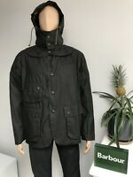 £429 Barbour x Engineered Garments UPLAND Wax Waxed Jacket Olive Green Medium M