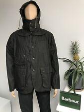 £429 Barbour x Engineered Garments UPLAND Wax Waxed Jacket Olive Green Medium M