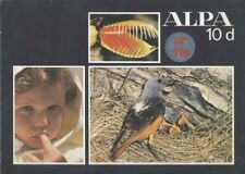 Alpa 10d Color Catalog with 11e Insert: camera, lenses, accessories