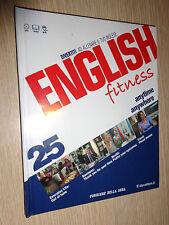 DVD LIBRO N° 25 ENGLISH FITNESS DIVERTITI AD ALLENARE IL TUO INGLESE CORRIERE