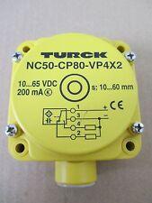 TURCK CAPACITIVE LIMIT SWITCH SENSOR NC50-CP80-VP4X2